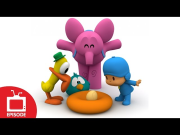 Pocoyo - The adventures of Sleepy Bird and Little Bird