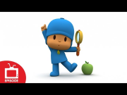 Summer holiday with Pocoyo