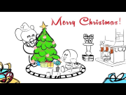 How is Pocoyo made?: Are you ready to open your presents? (2/3)