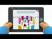 Pocoyo - Interactive stories for smartphones and tablets: Duck Stuck