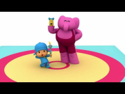 The Pocoyo Games 2012  - Shall we combat :-p
