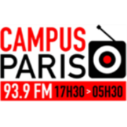 Radio Campus Paris - 93.9 FM - Paris, France
