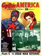 Captain America Chapter 14 The Scarab Strikes 1944