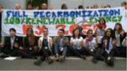 The Future We Want: Youth Activists Focus on Carbon Emissions with #ZeroBy2050 Campaign at COP21