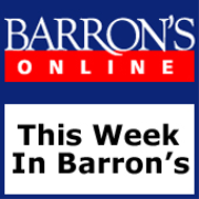 This Week in Barron's, January 18, 2010