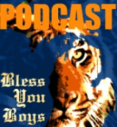 Bless You Boys Podcast 33: Opening day Hunger Games