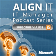 The Microsoft IT Manager Podcast