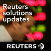 Reuters solutions for finance professionals