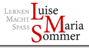 Dr. Luise Maria Sommer