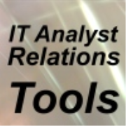 IT Analyst Relations Tools