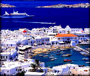 Beach Mykonos - Greece