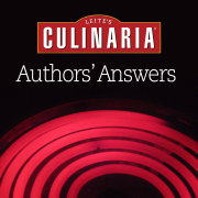 Authors' Answers Series from Leite's Culinaria