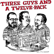Three Guys and a Twelve Pack