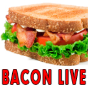 Bacon LIVE: A Bar Called Two Bucks