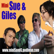 Mini Sue and Giles