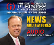 General Audio Podcast - Inside INdiana Business with Gerry Dick