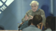 Noam Chomsky: Bernie Sanders is Not a Radical, He Has Mass Support for Positions on Healthcare & Taxes