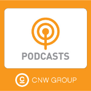 Canadian Corporate podcasts hosted and distributed by CNW Group.