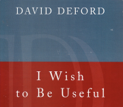 I Wish to Be Useful<br /><br />David DeFord