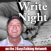 Write Night - Exploring Songwriting - with Greg Harned