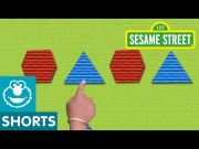 Sesame Street: What Shape Comes Next