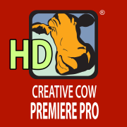 Creative COW Adobe Premiere Pro Podcast (HD)
