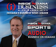 Sports Audio Podcast - Inside INdiana Business with Gerry Dick