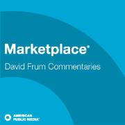 APM: David Frum Commentaries from Marketplace
