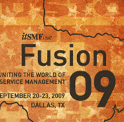 itSMF Fusion 09 Conference Sessions