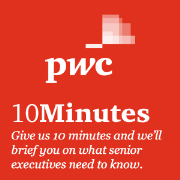 10Minutes with PricewaterhouseCoopers