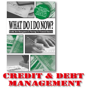 What Do I Do Now- Debt Freedom - Credit Debt Relief Podcast.