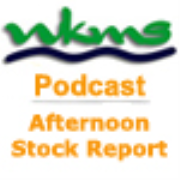 WKMS Afternoon Stock Report