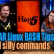 MOAR Linux BASH Tips and Silly Commands - Hak5 1926