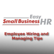 Easy Small Business HR Podcast