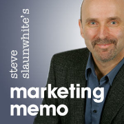 Steve Slaunwhite's Marketing Memo