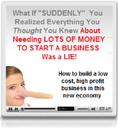Best Low Cost, High Profit Virtual Business to Start in This New Economy