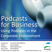 Podcasts for Business by Fresh Air Studios