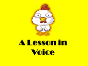 Author's Voice