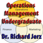 Operations Management - Undergraduate