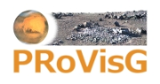 Planetary Robotics Vision Ground Processing (PRoVisG)
