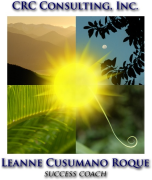 Success Tips by Executive Coach Leanne Cusumano Roque, President