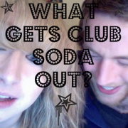What gets club soda out?