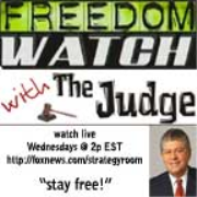 Freedom Watch With The Judge
