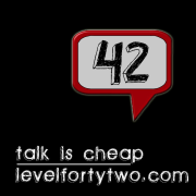 Talk Is Cheap - LevelFortyTwo.com