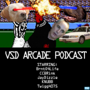 VSD Arcade Podcast