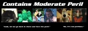 Contains Moderate Peril