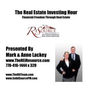 The Real Estate Investing Hour