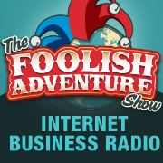 The Foolish Adventure Show with Tim and Izzy: Online Business Success| Internet Lifestyle | Content Creation