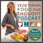 Vegetarian Food for Thought:  Inspiring a Joyful,