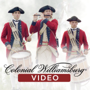 Colonial Williamsburg Video